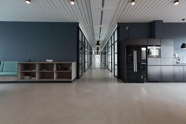 Ergonomia przestrzeni biurowej